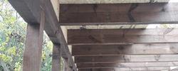 AJ Schrijnwerkerij - Project garage