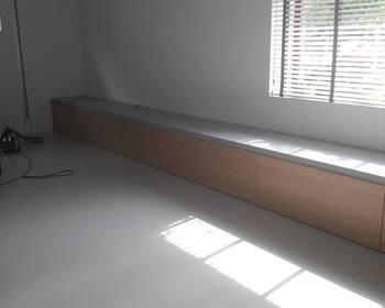 AJ Schrijnwerkerij - inbouwkasten